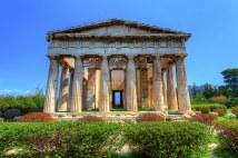 Hephaestus-Temple