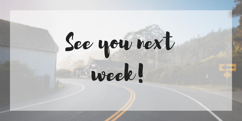 Du Livre: See you next week!