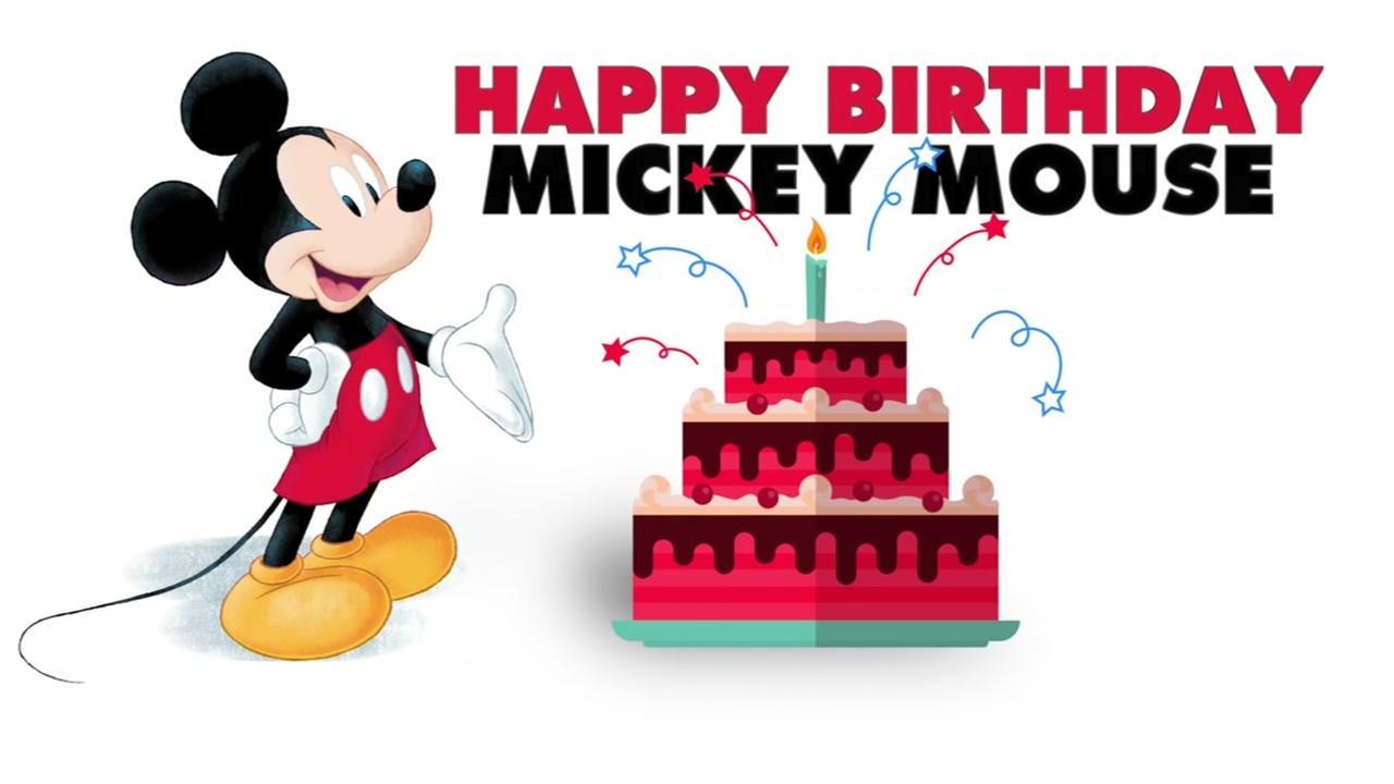 71 Posts to Go - November 3, 2018 - Happy 90th Birthday - Mickey!!!! - Jim  Mahoney's Blog - Sacred to Etc.