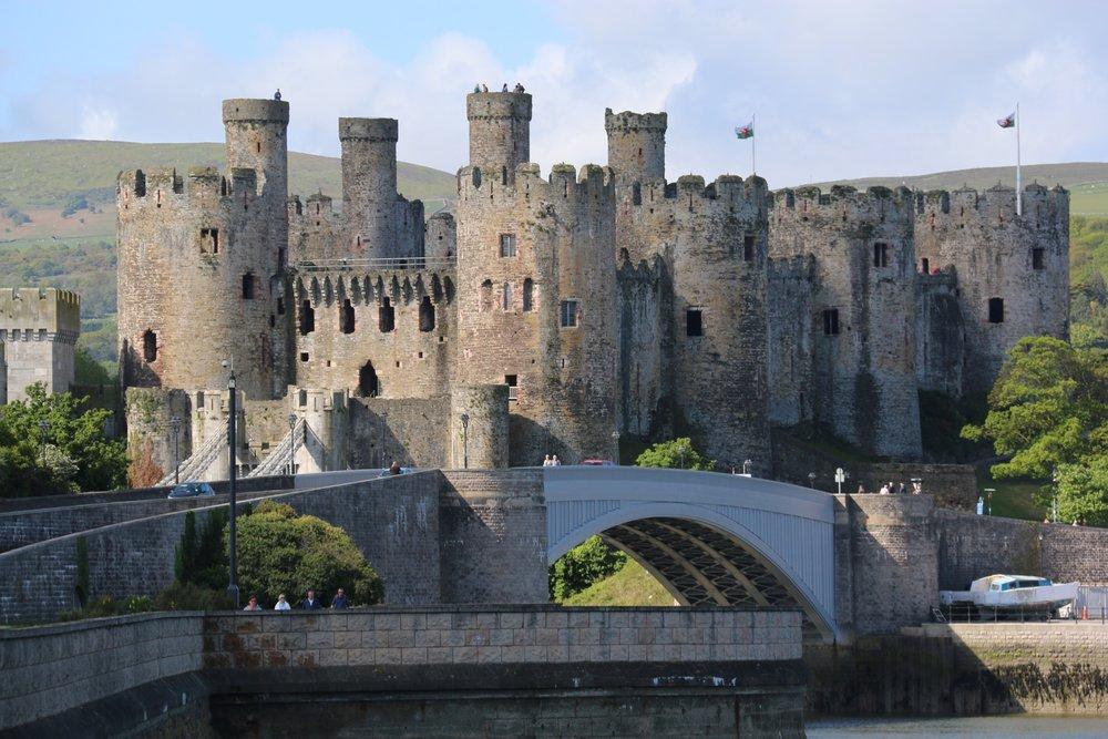 Conwy Castle — Ian Barber